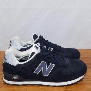 NEW New Balance 574 Navy Street Shoes